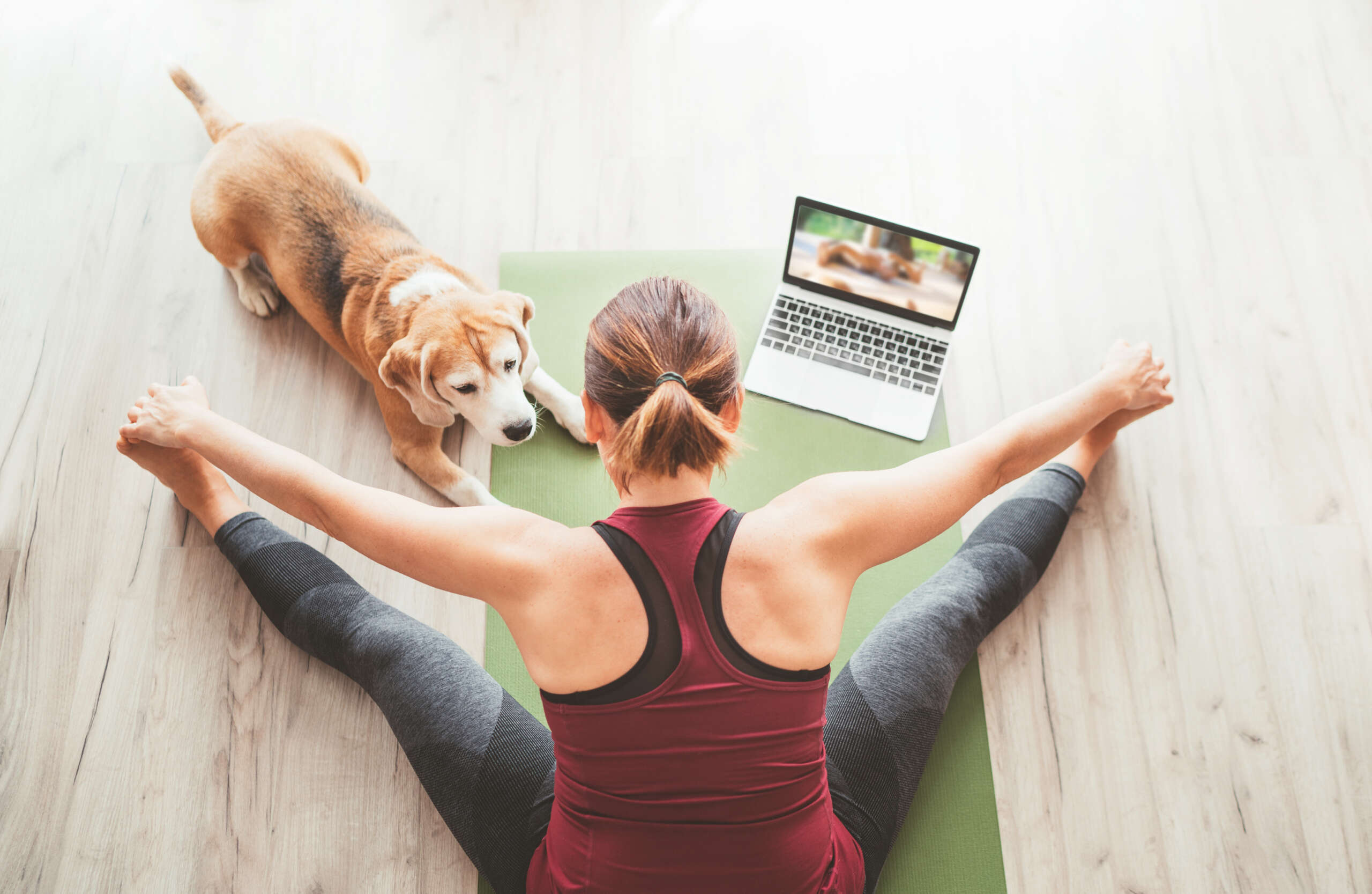 Melanie Günther, Pilates & Yoga Online